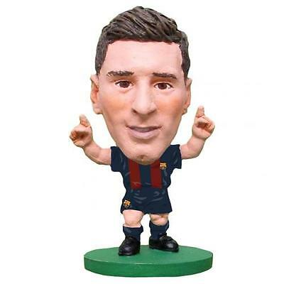 Official Licensed Football Product FC Barcelona SoccerStarz Lionel Messi New