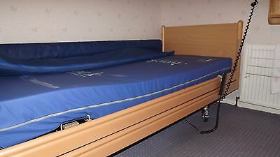 Nursing Care Bed and Mattress