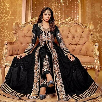 Anarkali Bollywood Salwar Kameez Indian Party Wear Pakistani Designer Dress