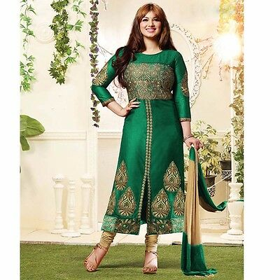 New Anarkali Salwar Kameez Pakistani Bollywood Designer Indian Party Wear Dress