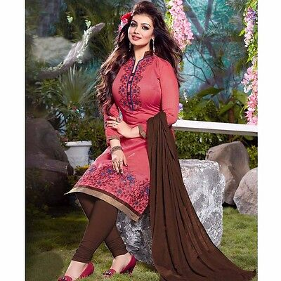 Ethnic Bollywood Anarkali Salwar Kameez Pakistani Designer Indian Party Dress