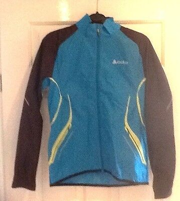 ODLO Jacket Ladies Womens Womans Outdoor Running Jogging Active Light Softshell