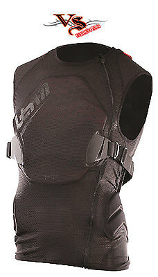 Leatt Body Vest 3Df Airfit Lite  Black Motocross Enduro S/M L/Xl Xxl
