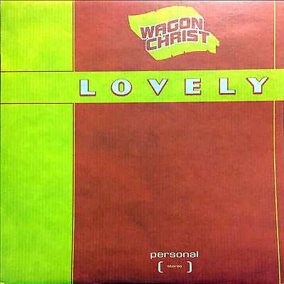 "Wagon Christ Lovely 12"" Vinyl Single 1998 UK Virgin - VST 1703"