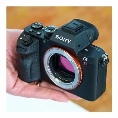 Sony Alpha a7RII a7R II Mirrorless Digital Camera (Body Only)