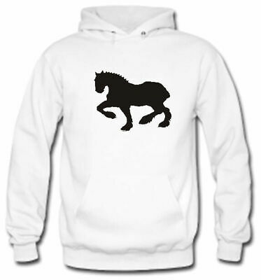 I Wanted A Stable Present Funny Hoodie Gift Novelty Joke Jumper Top Horse