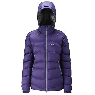 Rab Women's Ascent Down Jacket (Juniper)