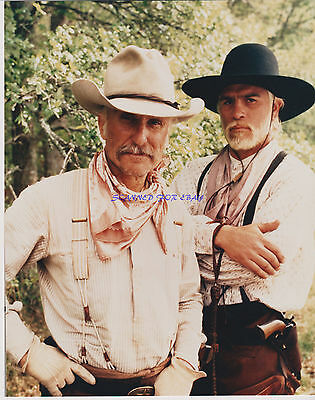 Lonesome Dove Robert Duvall Tommy Lee Jones Great Photo