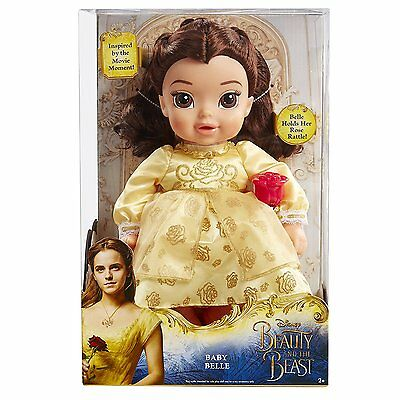 Disney Beauty And The Beast Baby Belle Doll *NEW*