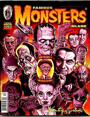 Warren Magazine Famous Monsters Of Filmland #263 Ex Condition