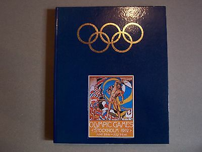 OLYMPISM THROUGH POSTERS  INTERNATIONAL OLYMPIC COMMITTEE  1st/1st edition