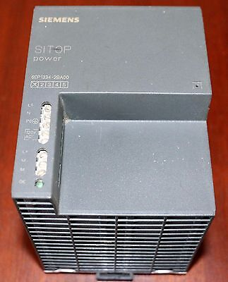Siemens 6Ep1 334-2Ba00  Sitop Power 10