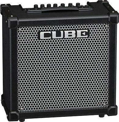 Roland Cube-80GX Guitar Amp 80-watt Amplifier