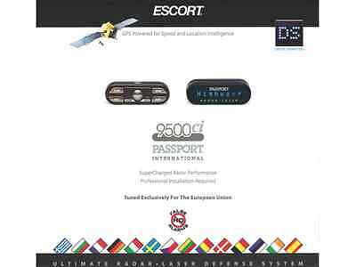 ESCORT 9500ci INTL (UK & Europe Edition) / Beltronics STI-R