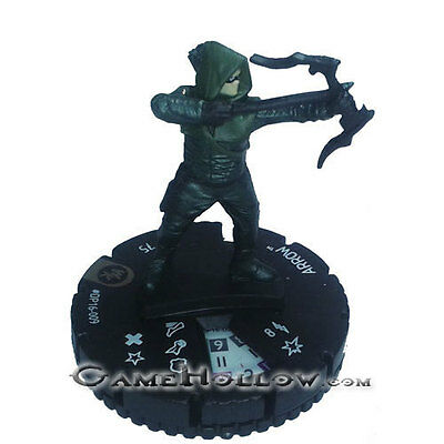Heroclix Convention Exclusive ARROW SR CHASE #DP16-009 Oliver Queen