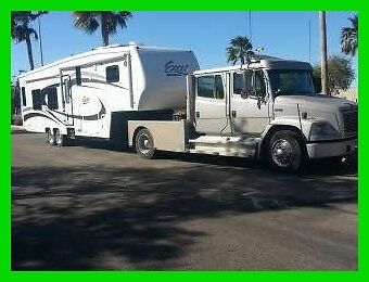 2011 Excel Limited 33GKS 35' 5th Wheel 3 Slides Awning A/C Unit Kitchen ARIZONA