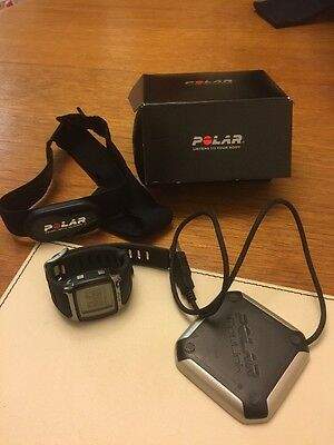 Polar Watch FT60 And Flowlink And Heartrate Strap