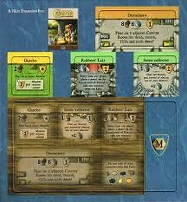 1x  Mayfair Games: Limited Edition Promo Expansion Set #11 Brand New Board Games