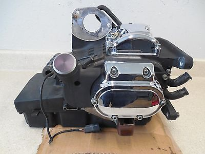 02 Harley-Davidson Road King FLHP Transmission Trans Gear Box 5 Speed
