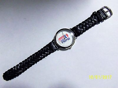 Vtg. Diet Pepsi Watch New Battery Works Great