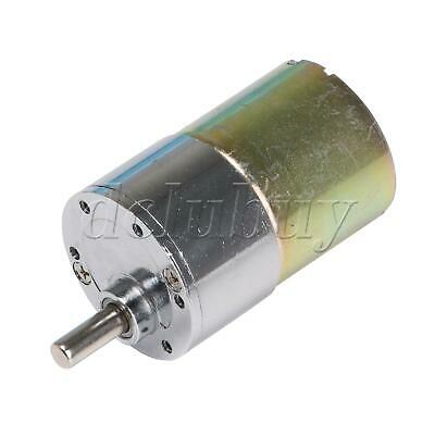 Reversible 12V DC 300 RPM Gear-Box Speed control Electric Motor