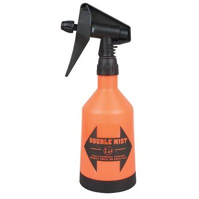 Agripro Double Mist Trigger Sprayer Resists Acids and Disinfectants 1/2Ltr Pint