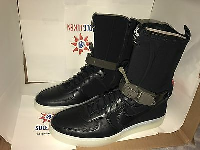 Nike Shoes AF1 Downtown Hi SP Acronym Air Force 1 Zipper Sneakers US size 13