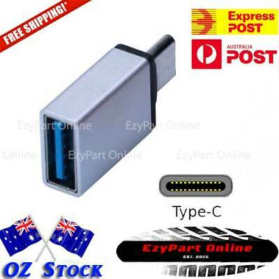 Type C USB-C 3.1 to USB 3.0 2.0 Charging DATA OTG Adapter Fast Macbook ozstock