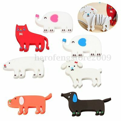 Animals Earphone Headphone Cable Cord Organizer Manager Wire Wrap Winder Holder
