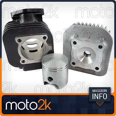 Kit Cilindro Gruppo Termico D 47 Mbk Stunt 50 2000 / 2002 - Kt00088