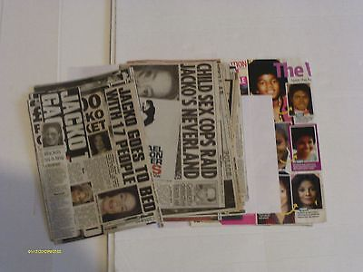 65+ Michael Jackson - Cuttings/clippings - 2000 - 2010