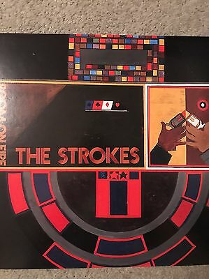 The Strokes Room On Fire Vinyl LP First Press