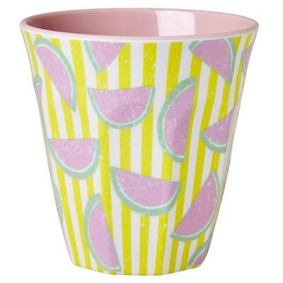 RICE Melamine Medium Cup - Watermelons - Combined Postage!