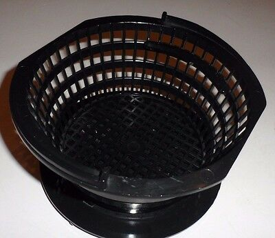Pentair Black Lily Filter Basket With Restrictor Assembly R172661Bk