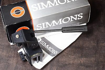 Simmons 1277 Universal Auto Car Window Mount Cameras & Spotting Scopes Boxed