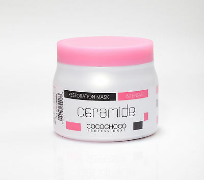 Cocochoco Ceramide Intensive Restoration Hair Mask Aftercare Paraben Sls Free
