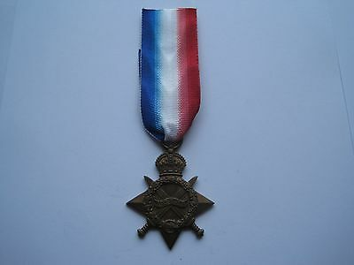 Ww1 Casualty Medal,campbell,royal Marines,kia 4/11/1916,from Haltwhistle