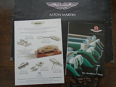 Aston Martin DB9 & DB7 Silver Collection by Anthony Holt Silversmiths + Others++