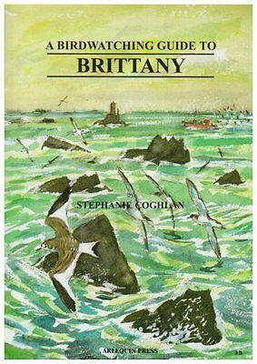 Birdwatching Guide to BrittanyPaperback Book - New - 9781900159869