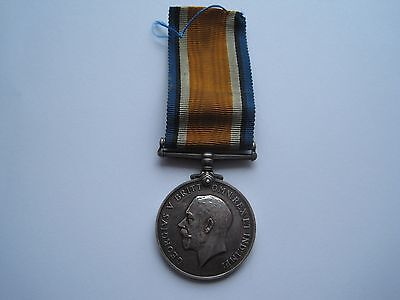 WW1 WAR MEDAL,PTE CARNEGIE,43rd CANADIAN INFANTRY,FROM KIBWORTH,LEICESTERSHIRE