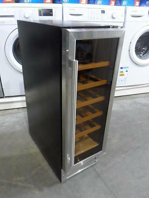 Stoves Newworld 300SSWC Slimline Under Counter / Built-In Wine Chiller 300WC PWW