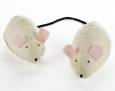 Set Of 2 Fun Mouse Shaped Shoe Deodorisers - Keep Your Footwear Fresh