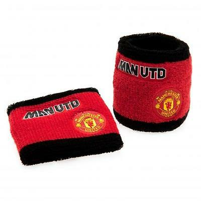 Official Licensed Football Product Manchester United Wristbands Sweatband Gift