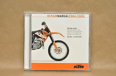 ktm 85sx 85 sx 2004 factory service repair manual pdf