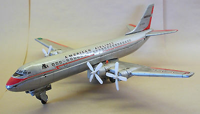 ALPS American Airlines N5024 Battery Operated Made in Japan