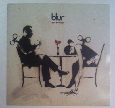Blur - Out of Time - Banksy Artwork - Vinyl Record