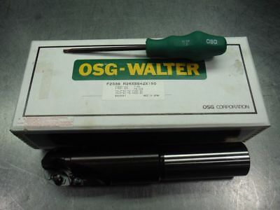 Walter 50mm Indexable Ball Nose Endmill 42mm Shank F2339 R25XSS42X150 (LOC2237)