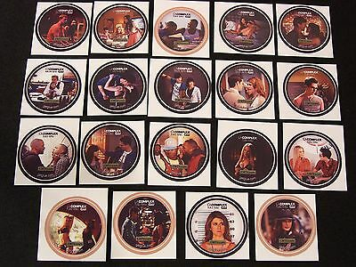 Set of Nineteen L.A. Complex Collectible New Get Glue Stickers