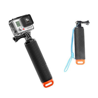 Waterproof Floating Hand Grip Tripod Stick for Gopro Hero 5 3+ 4 Session 3 - Han