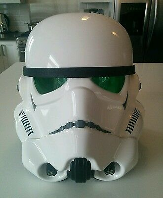 Star Wars Stormtrooper Helmet Replica Collectible Efx Episode Iv A New Hope